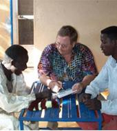 Burkina Faso Leaders Training